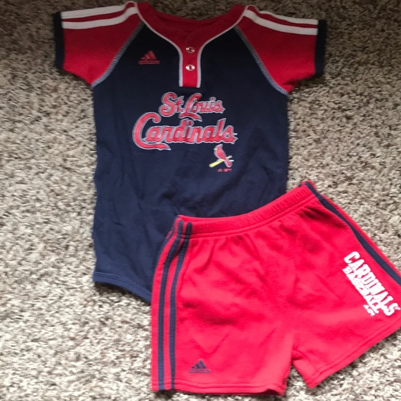 c47d3f20 adidas Matching Sets | Addias Toddlers St Louis Cardinals Gear 24 ...